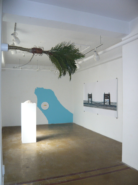 2007 Installation View The Salton Sea Projects