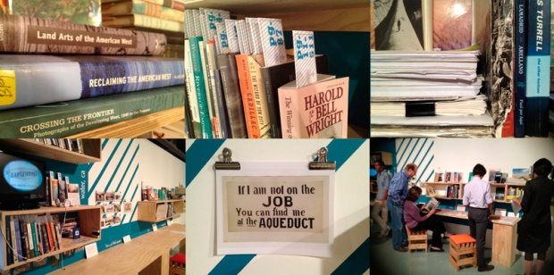 Loan Library at Armory Center for the Arts