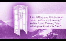 "Book Trailer for Ariana Kelly's ""Phone Booth"""